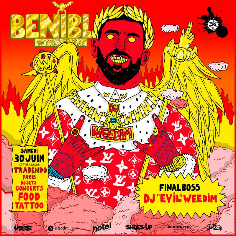 bobby-dollar-benibla-insta-weedim-cover