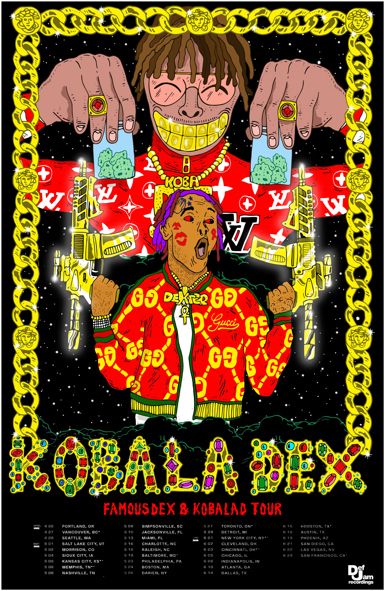 bobby-dollar-koba-la-dex-poster