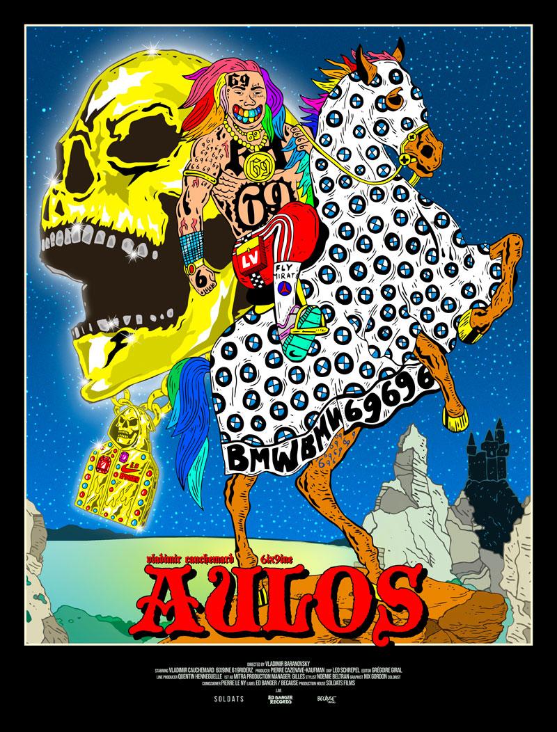 poster-aulos-6ixnine-vlad-cauchemar