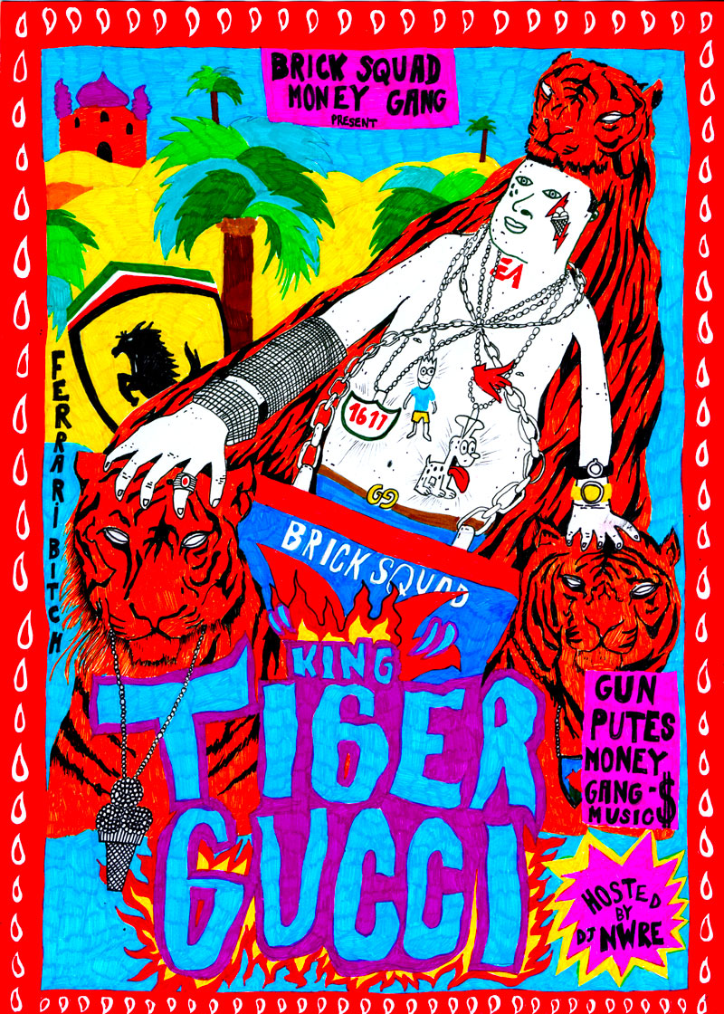 poster-hip-hop-story-king-tiger-gucci
