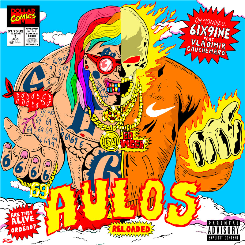 cover-aulos-6ixnine-vlad-cauchemar