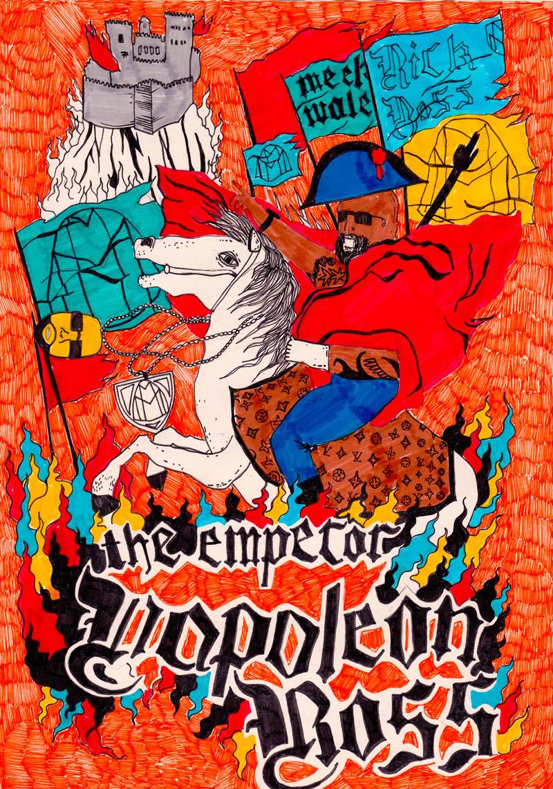 poster-hip-hop-story-napoleon-ross