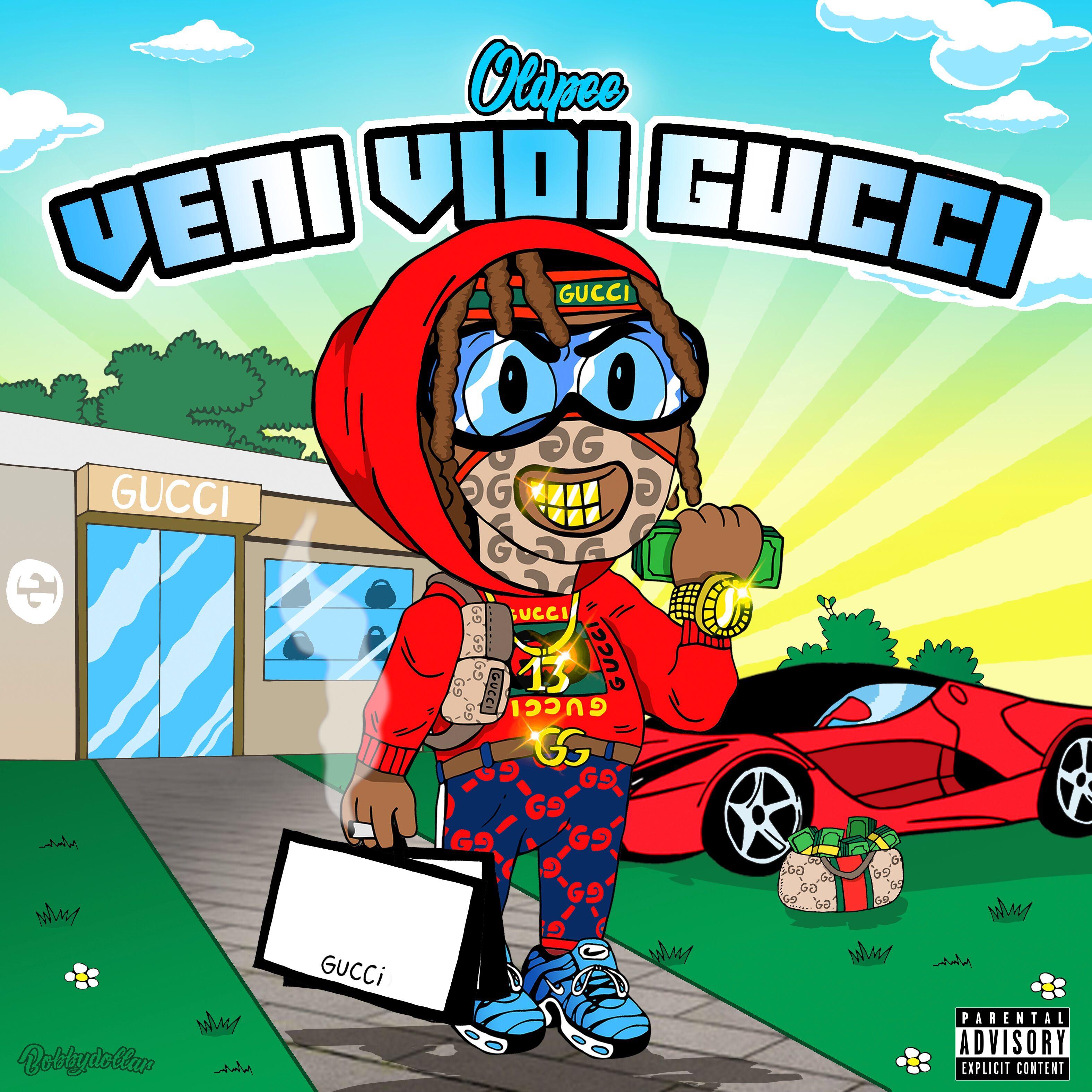 Oldpee-Veni_Vidi_Gucci