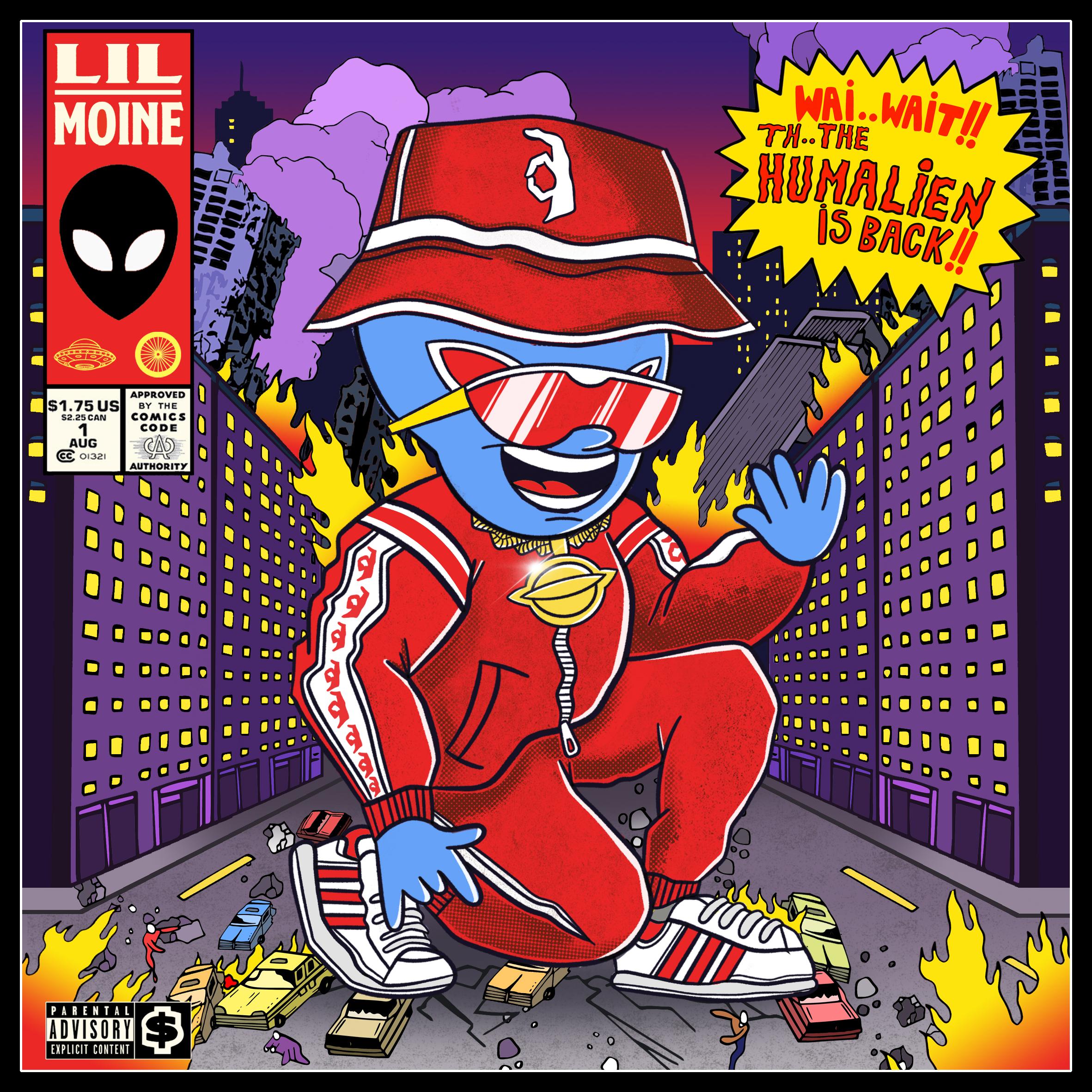 Humalien-Lil Moine