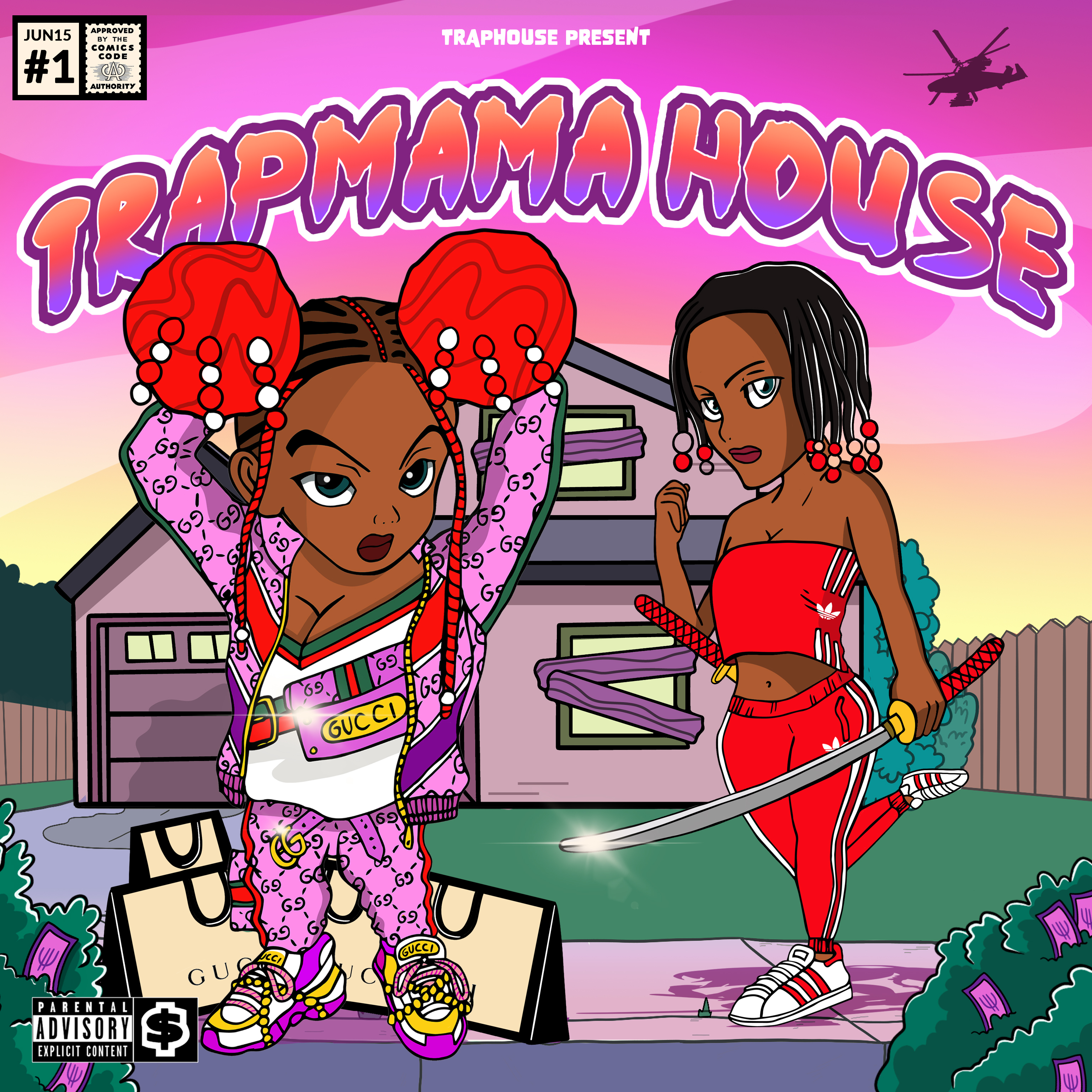 Traphouse cover