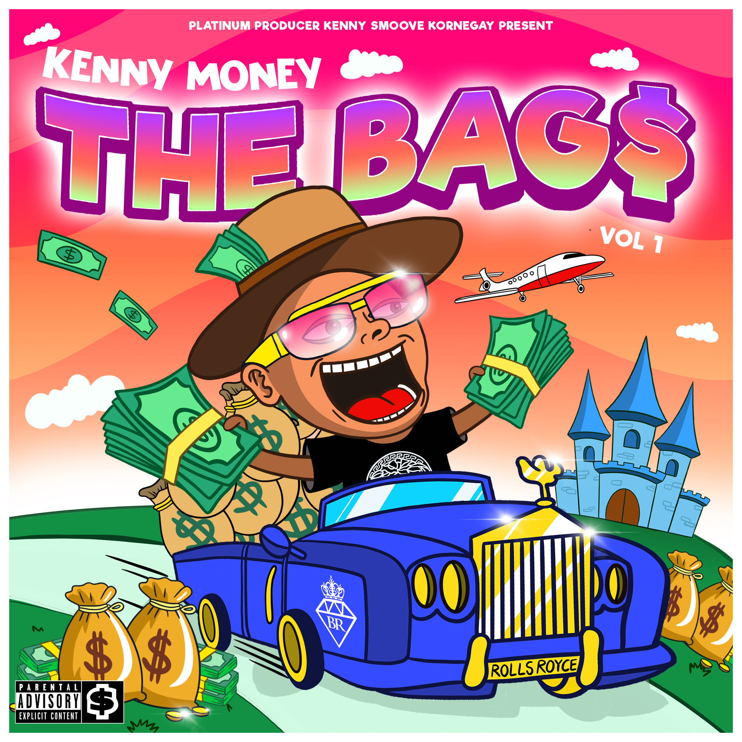 Kenny Money-THE BAG$