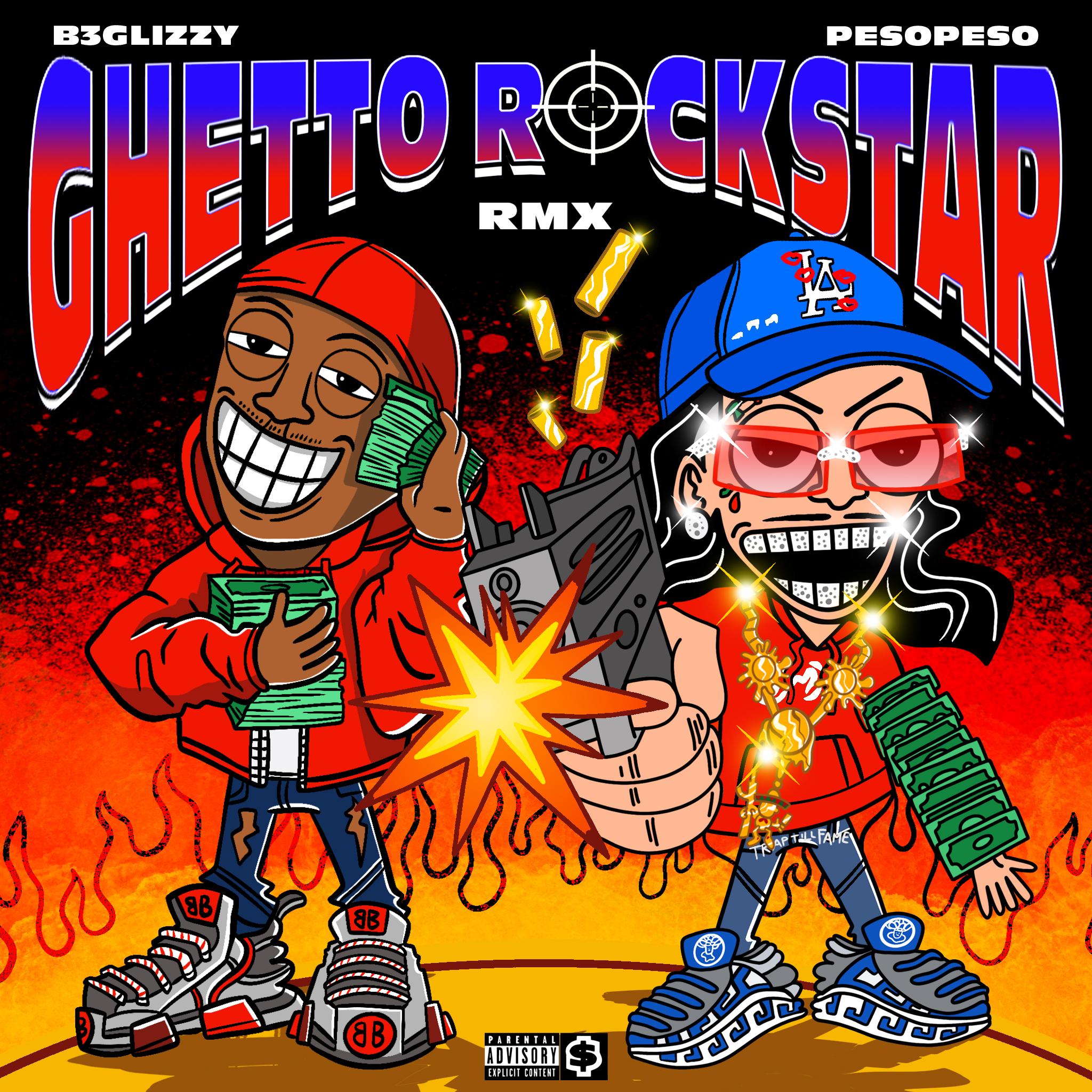 B3Glizzy-GhettoRockstar