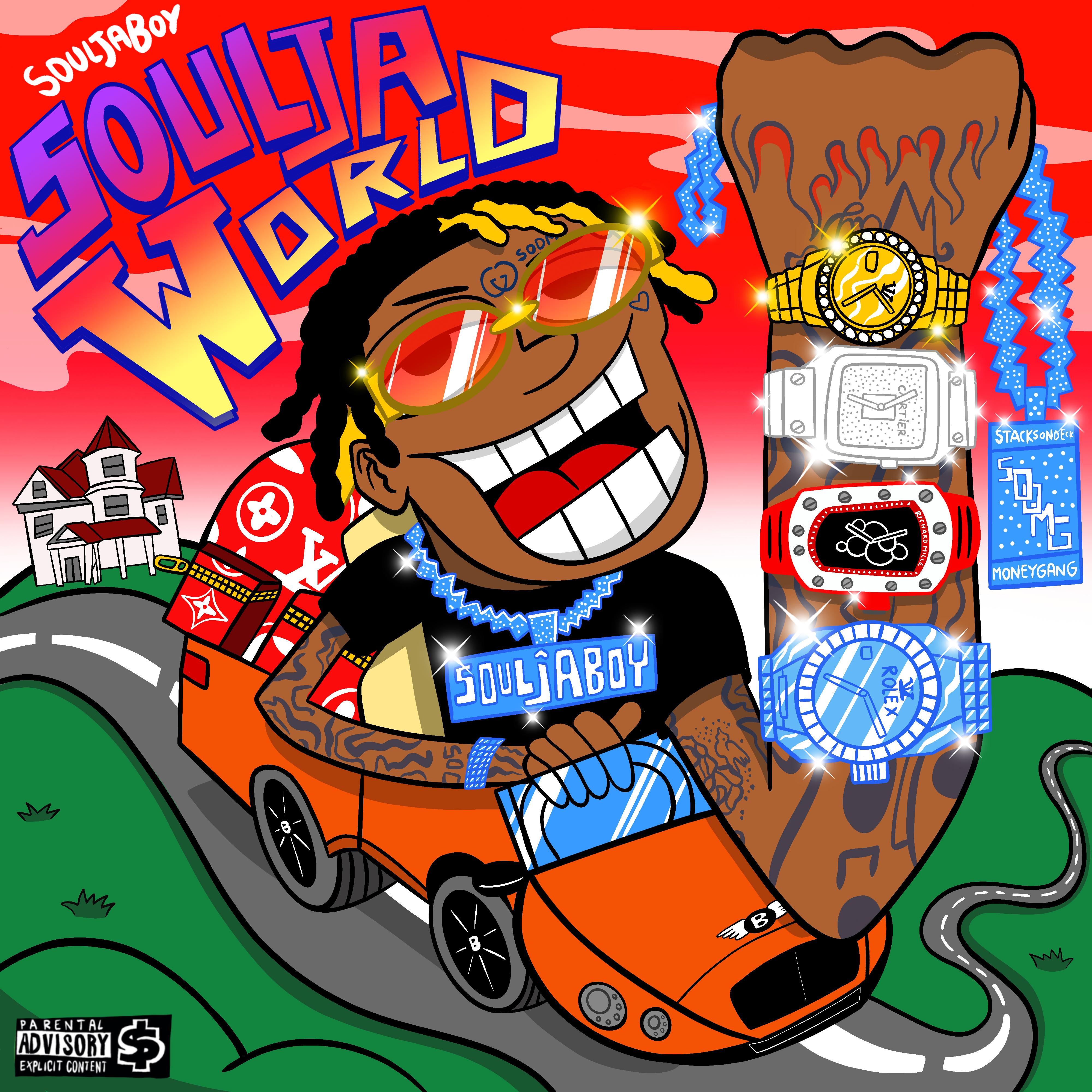 SouljaWorld cover